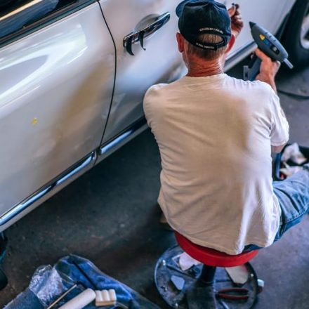 Receiving Targeted Auto Parts Installation