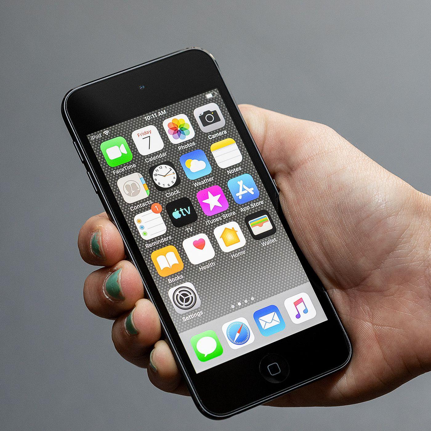 iPod Touch – A Tech For Kids Tool That Makes Sense