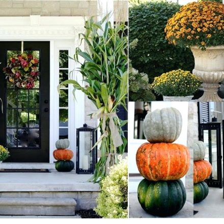 Easy Decorating Suggestions For Fall Including Halloween