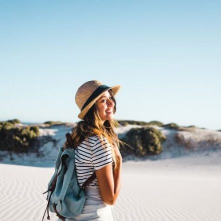 The Women Traveling Solo